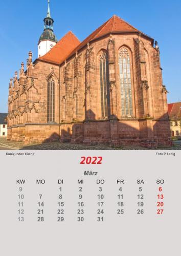März 2022