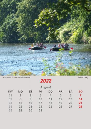 August 2022